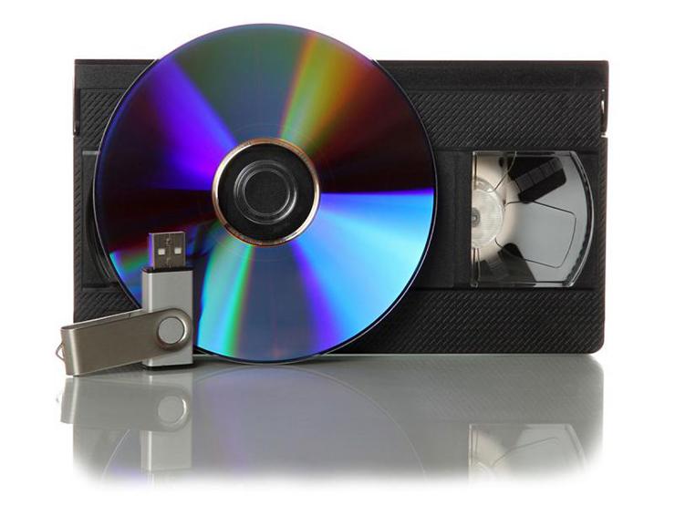 Инструкция оцифровки видеокассет